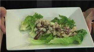 Chicken Salad Recipes : Chicken Salad Recipe With Green Apple
