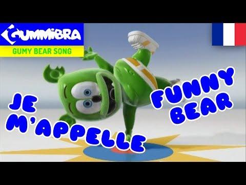 Je M'Appelle Funny Bear ~ Gummy Bear French Song ~ Versão Francesa