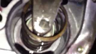 Fixing Dodge 727 Transmission With No Reverse - part 1