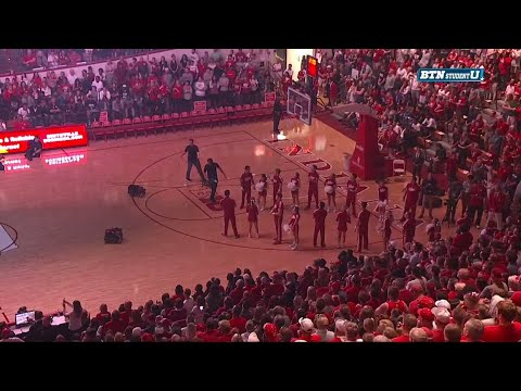 Hoosier Hysteria: Men's Basketball Player Introductions
