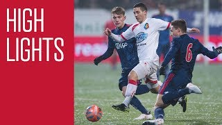 Highlights Telstar - Jong Ajax