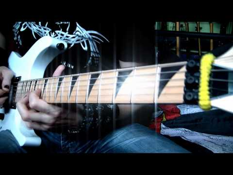 The Clairvoyant guitar   Iron Maiden HD