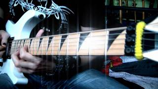 The Clairvoyant guitar cover - Iron Maiden (HD)