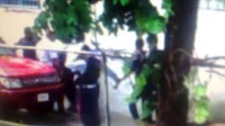Ajusticiados por Policias de San Vicente Maracay