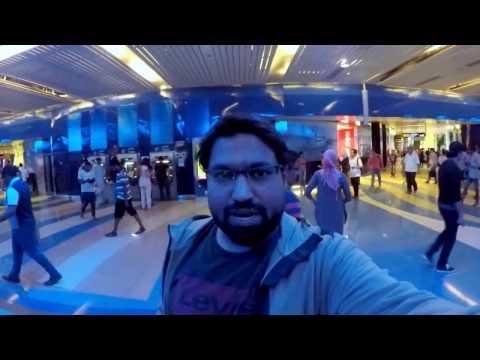 Azhar Vlogs - How to Use Dubai Metro Train
