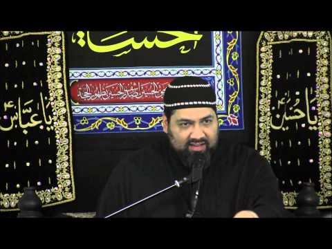 Developing Islamic Courage (5): Syed Asad Jafri