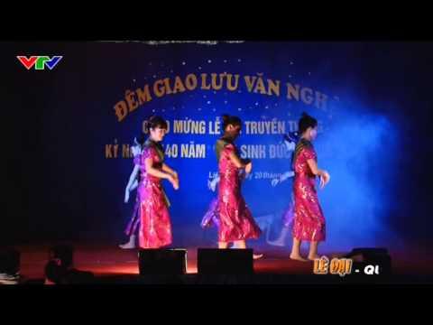 Múa Lăm Tơi_ Nhạc Lào