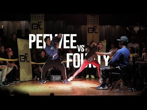 Peewee vs Fourty   BattleFest 30