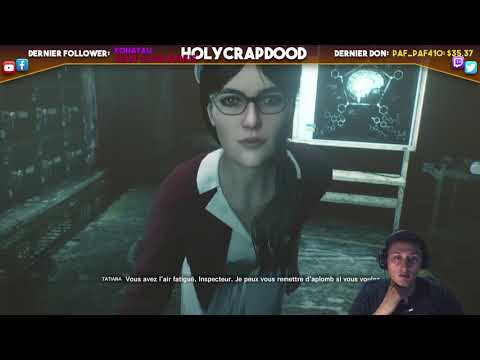 The evil within 2 #03 : April O'Neil en moins sexy