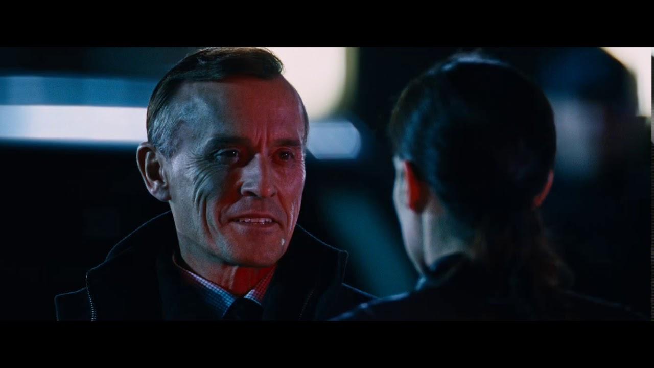 Jack Reacher: Never Go Back - Airport Standoff