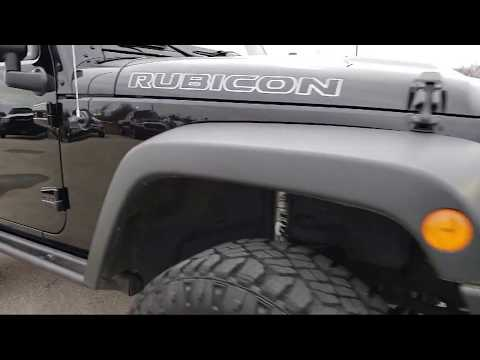 2013 Jeep WRANGLER Rubicon 10th Anniversary Used. walk around for sale in Fond Du Lac, Wisconsin,