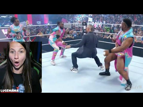 WWE Raw 5/30/16 Shane O Mac vs Stephanie Dance OFF