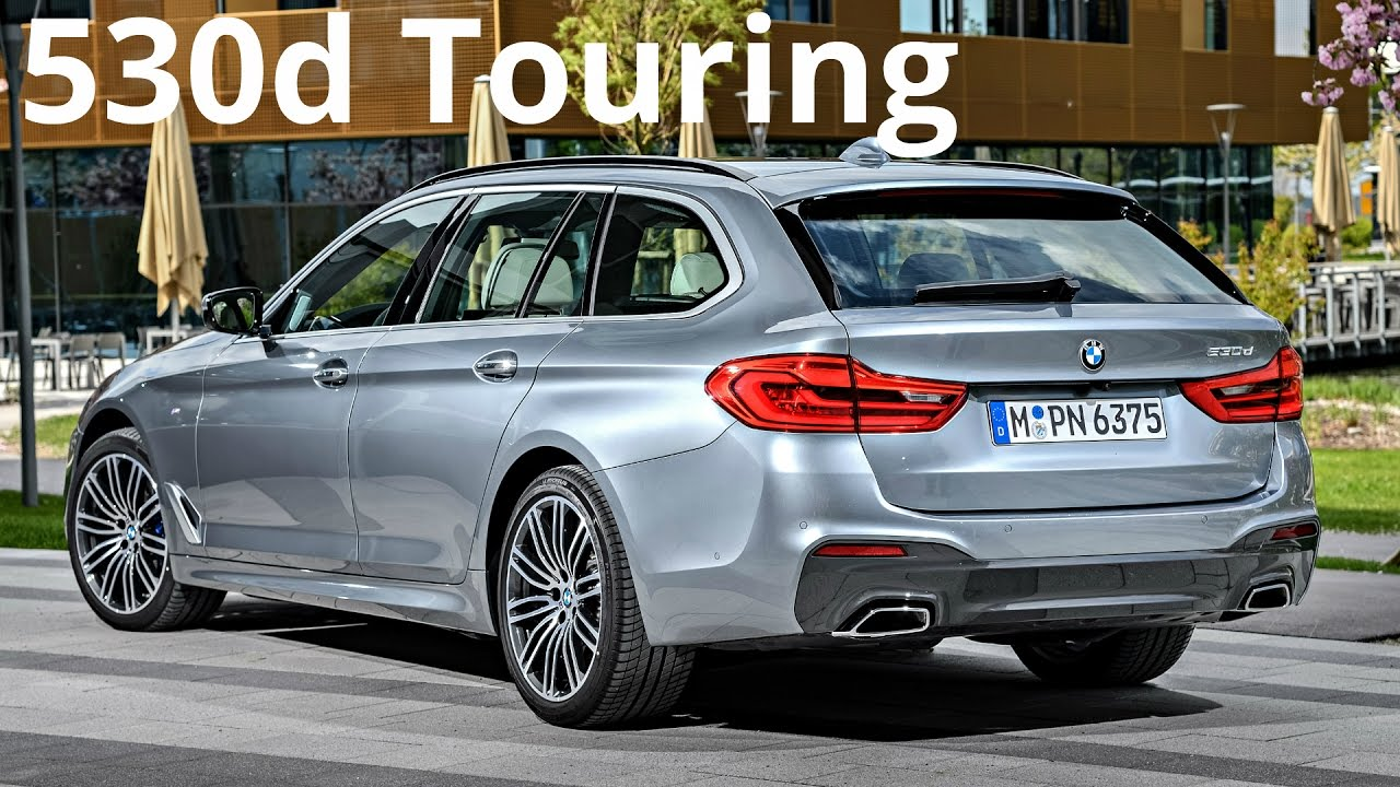 2017 bmw 530d touring dynamic excellence and intelligent. Black Bedroom Furniture Sets. Home Design Ideas