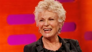"""Julie Walters & """"Personal Services"""" - The Graham Norton Show: Series 16 Episode 18 - BBC One"""