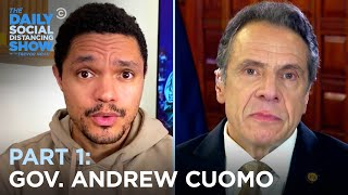 Gov. Andrew Cuomo - Meeting Trump and Reopening New York   The Daily Social Distancing Show