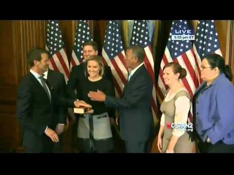 Rep. Schock sworn into 114th Congress