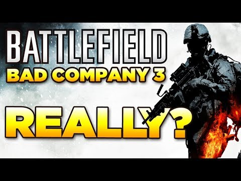 BAD COMPANY 3... REALLY? | BELOW THE LINE [27]