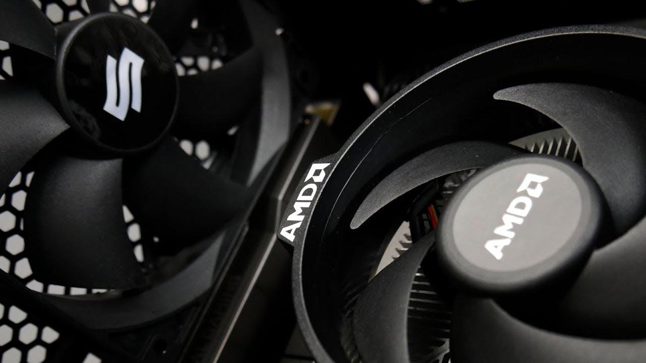 Prezentacja PC z Ryzen 5 1600 i GTX 1050Ti w RG4