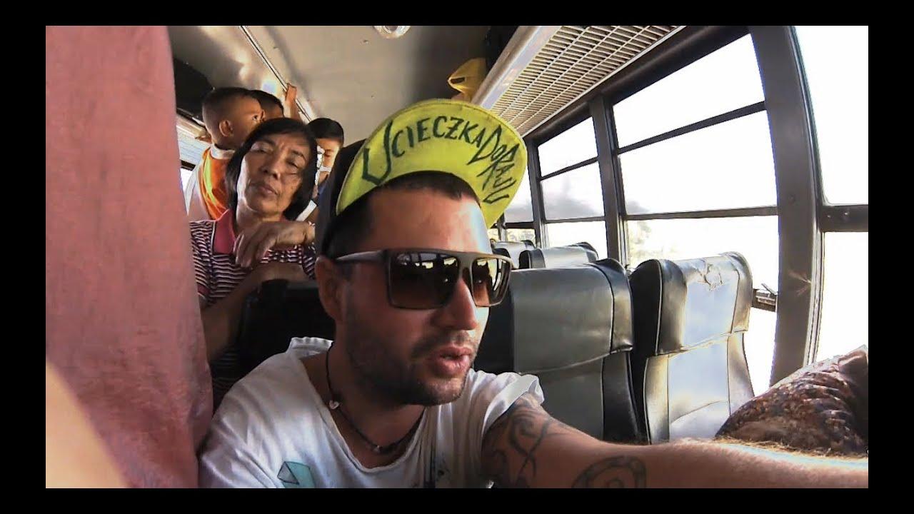 #108 Autobusem Przez Azję - Czy Bezpiecznie?