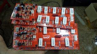 Test nhanh main 16 sò sanken đỏ phíp ngon áp cao xem âm thanh ra gì không?