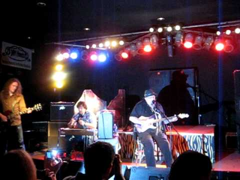 David Allan Coe at the Planet Live Music Factory