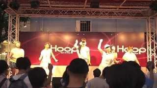 インストアライブ @あべのHoop 2013/09/11 Especia 1st Single「ミッド...