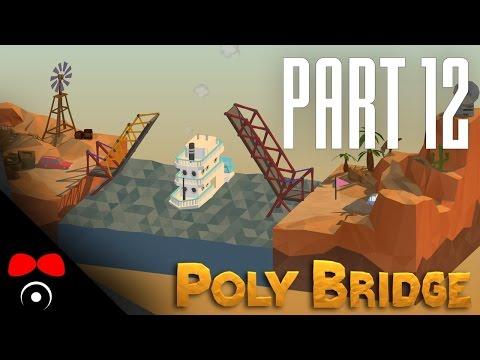 POKAŽENÁ EPIZODA :( | Poly Bridge #12