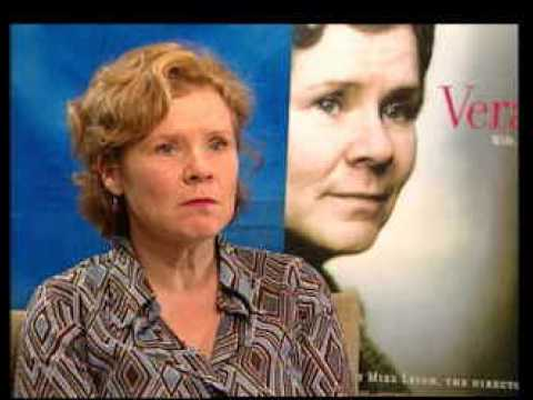 "A&E, Breakfast with the Arts - Mike Leigh & Imelda Staunton on ""Vera Drake"""