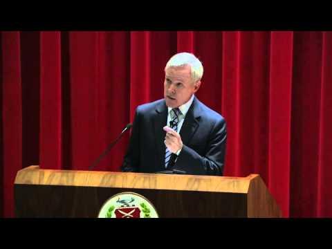 Navy Priorities: Secretary of the Navy Ray Mabus