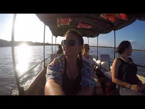 Rufiji River Boat Safari - Selous Game Reserve