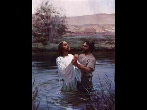 EL BAUTISMO DE CRISTO EN EL JORDAN-Padre Edgar Larrea