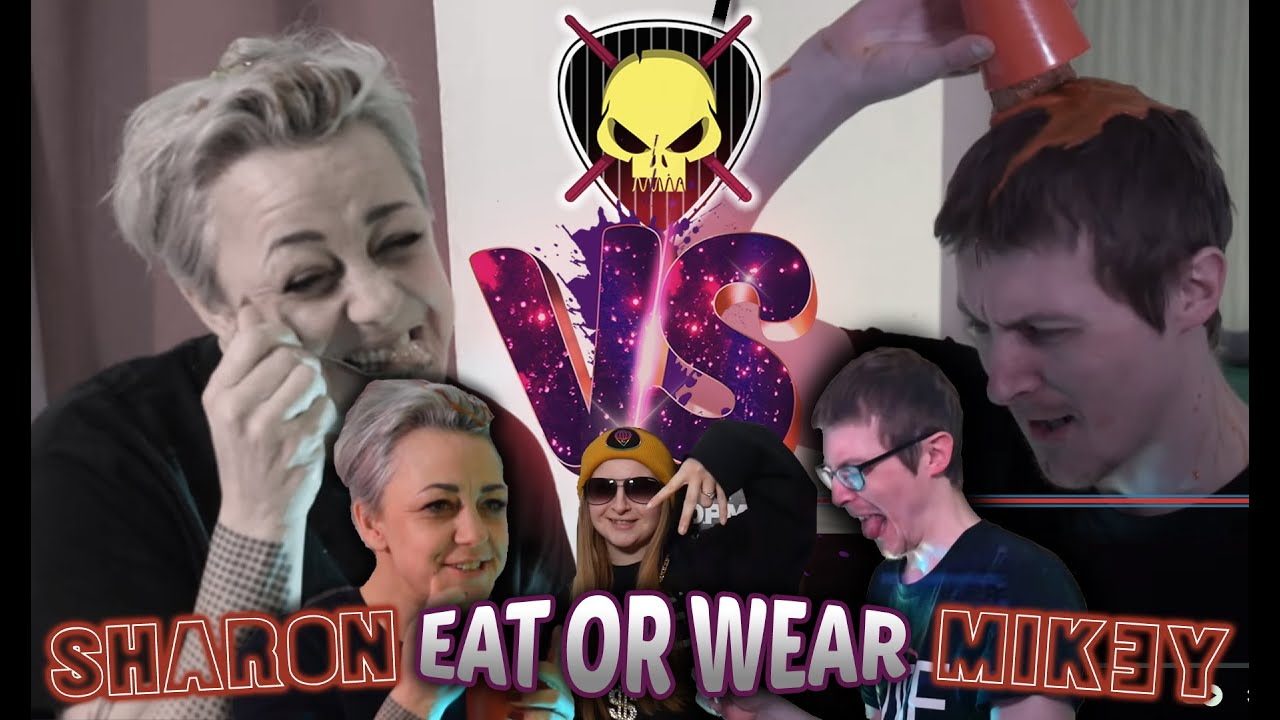 Eat It Or Wear It: Mikey vs Sharon