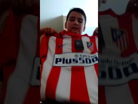 Camisa Nike Atlético de Madrid