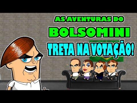BOLSOMINI - TRETA NA VOTAÇÃO! (com Agustinzinho Fernandez) 1