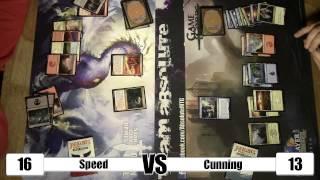 MTG - Duel Decks: Speed vs Cunning Gameplay