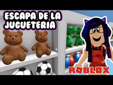 Escapa De La Jugueteria En Roblox Kori Youtube - escapa de la escuela roblox en espa#U00f1ol youtube