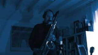 Angel Eyes on Tenor Sax