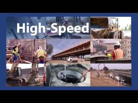 High-Speed Rail: It's Happening