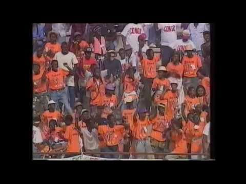 1992 African Nations Cup Tournament Review with John Salako Channel 4