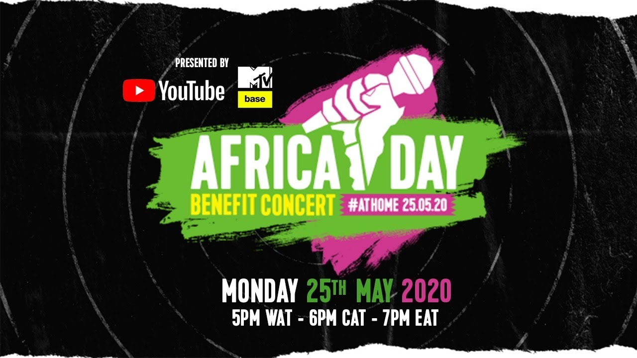 Download Africa Day Benefit Concert At Home Hosted by Idris Elba