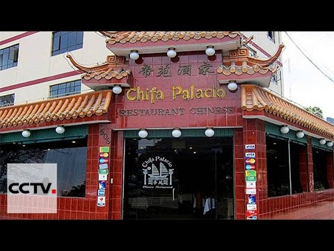 Chinese cuisine's influence on Peruvian tables