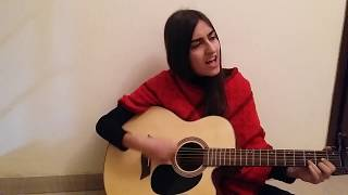Tune mujhe pehchana nahi   Shaan   Raju Chacha   Acoustic Cover   Abhilekha Bisla
