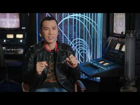 "Rogue One: A Star Wars Story: Donnie Yen ""Chirrut"" Behind the Scenes Movie interview"