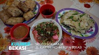 Menikmati Sroto Sokaraja & Tempe Mendoan Made In Bekasi