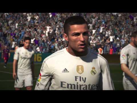 FIFA 16 - Escenarios, nuevas caras, sonidos... Trailer oficial en español
