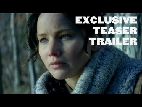 First trailer for The Hunger Games: Catching Fire