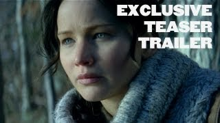 The Hunger Games: Catching Fire - Exclusive Teaser Trailer thumbnail
