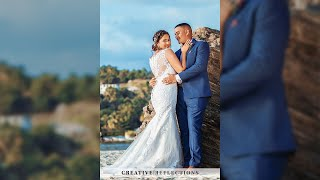 Creative Reflections: Arielle and Kerron Wedding Film