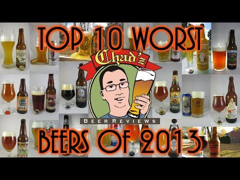 Top 10 Worst Beers Of 2013