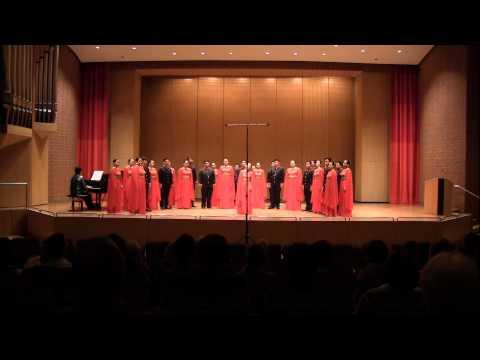UST Singers - Vocalises on Morricone